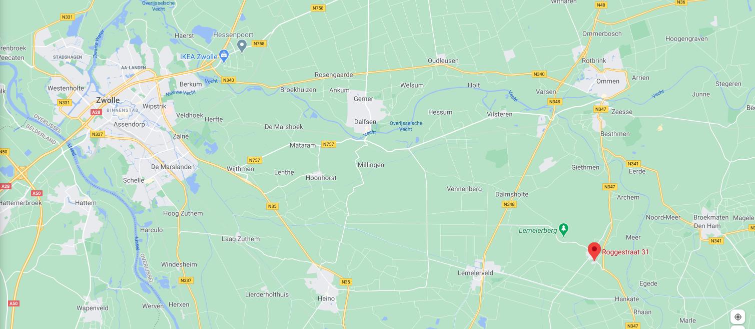Pelatis - Google Maps Lemele