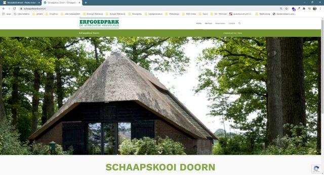 Pelatis Innovatie - website schaapskooidoorn.nl